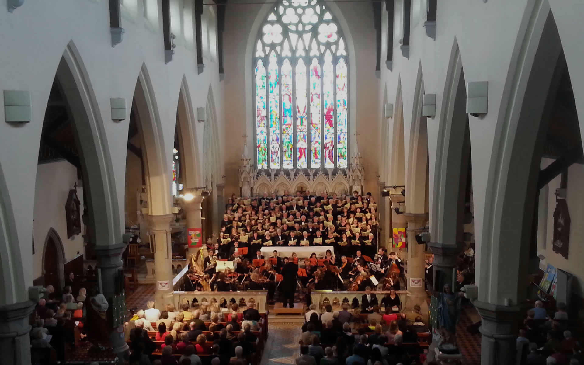 Wexford<br>Festival Singers